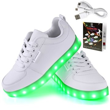 Angin-Tech LED Schuhe 7 Farbe Unisex -