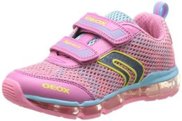 Geox J ANDROID GIRL A, Mädchen Sneakers, Pink (PINK/SKYC8207), 30 EU - 1