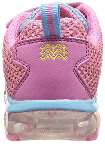 Geox J ANDROID GIRL A, Mädchen Sneakers, Pink (PINK/SKYC8207), 30 EU - 2