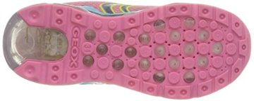 Geox J ANDROID GIRL A, Mädchen Sneakers, Pink (PINK/SKYC8207), 30 EU - 3