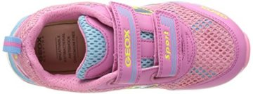 Geox J ANDROID GIRL A, Mädchen Sneakers, Pink (PINK/SKYC8207), 30 EU - 7