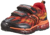 Geox Jungen J Android Boy A Low-Top, Orange (Orange/blackc0569), 35 EU - 1