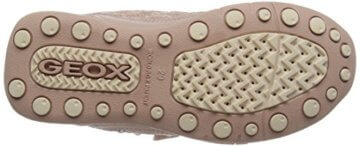 Geox Mädchen JR New Jocker Girl B Low-Top, Pink (Dk Rosec8007), 36 EU - 3