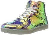 Nat-2 Herren LED Metallic High-Top, Mehrfarbig (Vanish Sunrise), 44 EU - 1