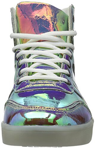 Nat-2 Herren LED Metallic High-Top, Mehrfarbig (Vanish Sunrise), 44 EU - 4