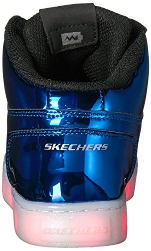 Skechers Jungen Energy Lights-Eliptic Sneaker, Blau (Royal), 27.5 EU - 2