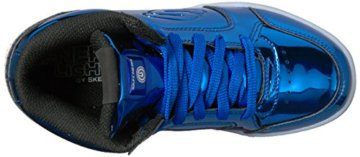 Skechers Jungen Energy Lights-Eliptic Sneaker, Blau (Royal), 27.5 EU - 8