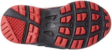 Lico Hot V Blinky, Jungen Sneakers, Mehrfarbig (rot/schwarz/gelb), 30 EU - 3