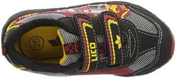 Lico Hot V Blinky, Jungen Sneakers, Mehrfarbig (rot/schwarz/gelb), 30 EU - 7