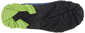 Lico Jungen MONSTERTRUCK V Blink Low-Top, Blau (Marine/Lemon), 27 EU - 3