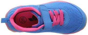 Lico Mädchen LIGHTBALL VS Blinky Multisport Indoor Schuhe, Tuerkis/Pink, 26 EU - 7