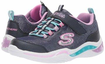 Skechers Mädchen Power Petals Sneaker Sneaker Größe 29 EU Blau (blau) - 5