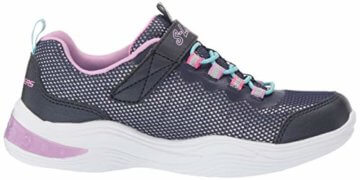 Skechers Mädchen Power Petals Sneaker Sneaker Größe 29 EU Blau (blau) - 6